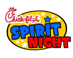 Chick-fil-A Spirit Night @ Chick-Fil-A | Stafford | Virginia | United States