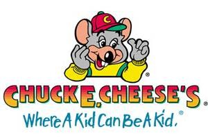 Spirit Night at Chuck E. Cheese's @ Chuck E. Cheese's | Fredericksburg | Virginia | United States