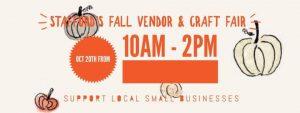 Stafford's Fall Vendor & Craft Fair at Moncure