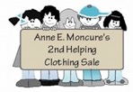Spring Clothing Sale Consignor Deadline